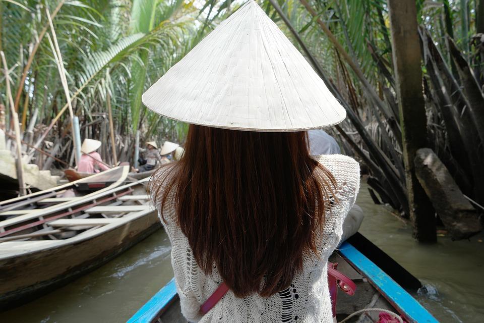 mekongas delta, mekong, vjetnama