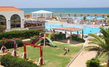 europa beach, krēta, grieķija