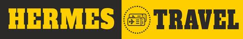 logo hermes travel