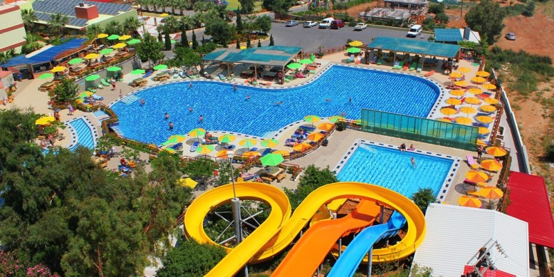 Eri Sun Village Water Park 4★