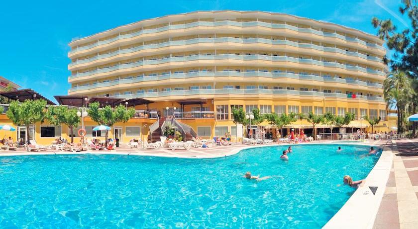 calypso hotel salou