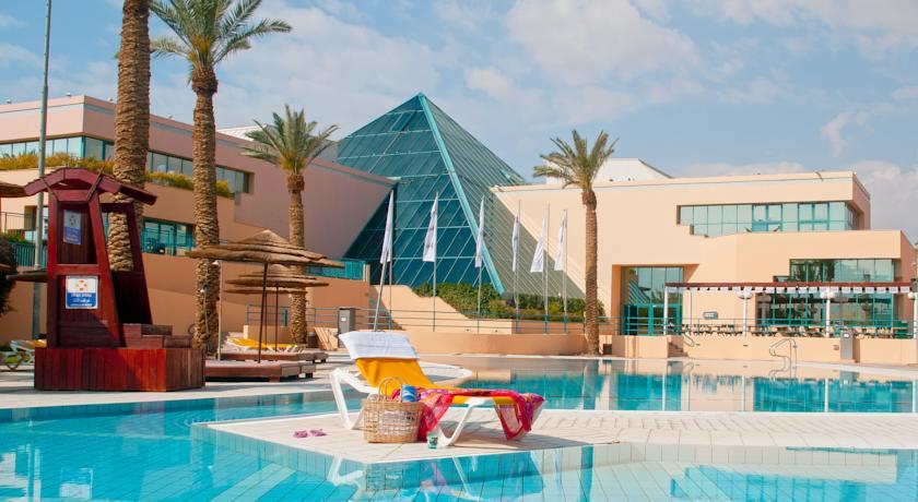 Magic Sunrise Club Eilat Hotel 4★