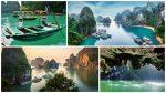 halongas līcis, halong bay, vjetnama, vietnam, халонг, вьетнам