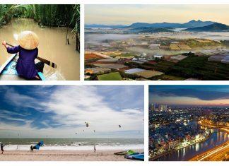 ceļojums uz vjetnamu, vjetnama, dalata, mekongas delta, hošimina, muine