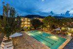 barah hotel, pokhara, nepāla, ceļojums uz nepālu, nepal, pohara