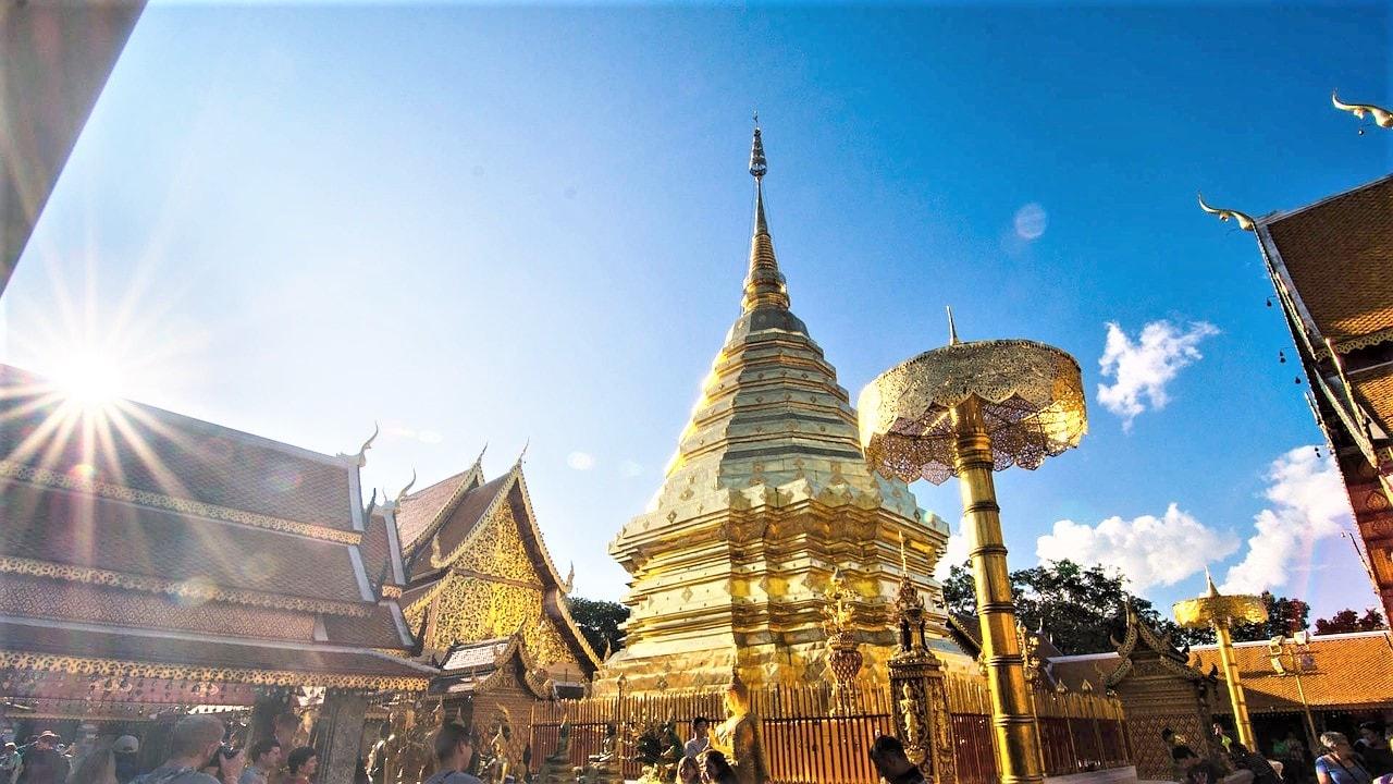doi suthep, taizeme, čiangmaja, ziemeļu taizeme, thailand, chiang mai, northern thailand