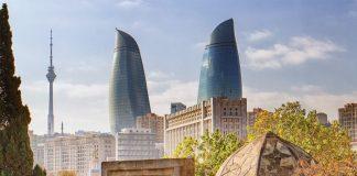 baku, Azerbaidžāna, baku vecpilsēta