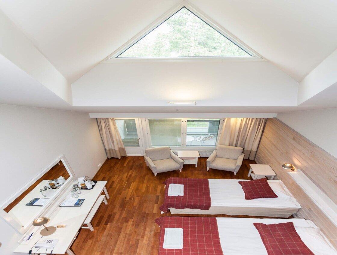 k5 hotel levi superior sauna