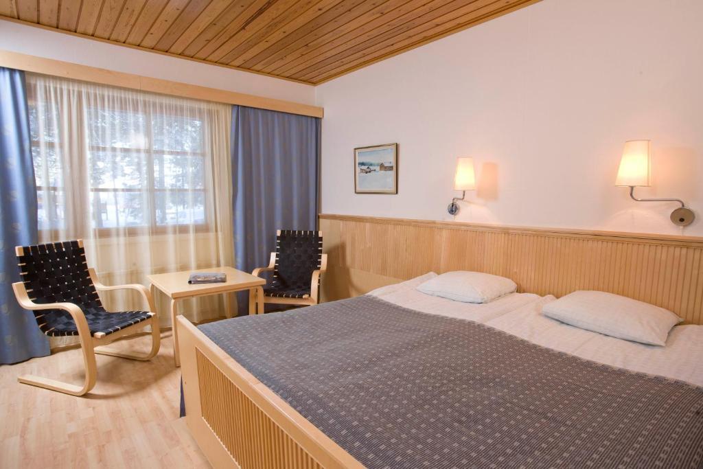 Levi Hotel Spa Standarta numurs